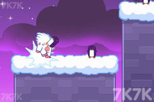 《捣蛋小雪怪》游戏画面3