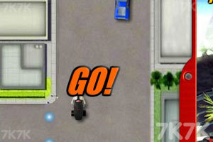 《烈焰赛车》游戏画面9