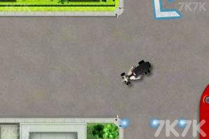 《烈焰赛车》游戏画面10