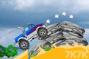 《越野四驱车》游戏画面3