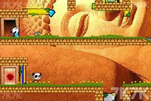 《冰火熊猫大冒险2无敌版》游戏画面8
