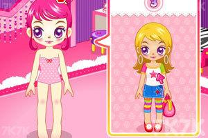 《阿Sue的衣橱》游戏画面2