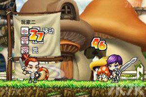 《冒险王之神兵传奇终极无敌速升版》游戏画面2