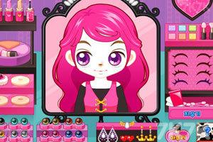 《阿sue化妆间》游戏画面2