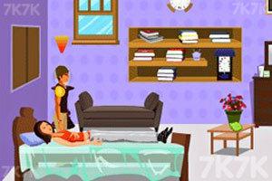 《逃出美女宿舍》游戏画面1