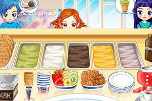 《阿Sue冰淇淋店》游戏画面5