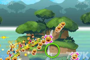 《彩虹过山车》游戏画面2
