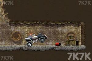 《地狱警车》游戏画面7