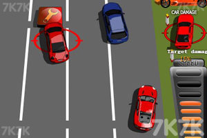 《疯狂公路汽车赛》游戏画面6