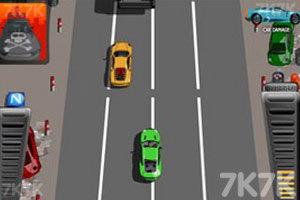 《疯狂公路汽车赛》游戏画面1