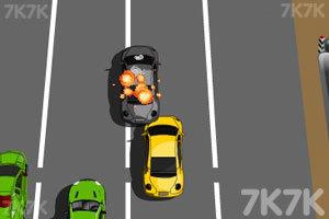 《疯狂公路汽车赛》游戏画面3