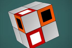 《3D魔方连线》游戏画面1