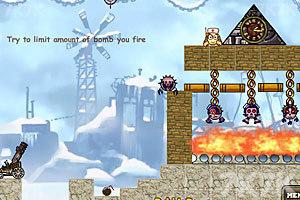 《大炮轰小人3》游戏画面4