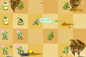 《植物大战沙暴》游戏画面7