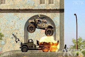 《疯狂战车中文版》游戏画面8