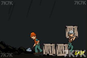 《装卸运煤火车》游戏画面2