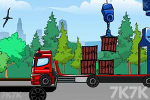 《装卸运煤火车》游戏画面4