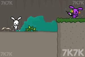 《流浪兔大营救》游戏画面6
