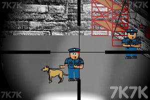 《狙击手越狱》游戏画面10