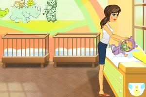 《温柔爱心保姆3》游戏画面1