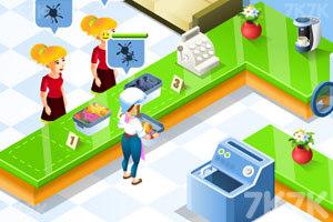 《经营洗衣店》游戏画面3