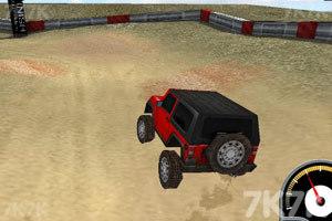 《3D吉普车越野赛》游戏画面7