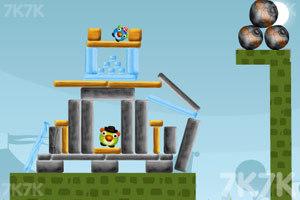 《愤怒的大炮》游戏画面4