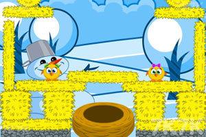 《拯救小鸡》游戏画面2