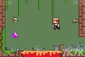 《像素冒险王》游戏画面1