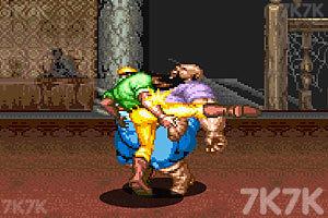 《恐龙快打双人选关版》游戏画面8