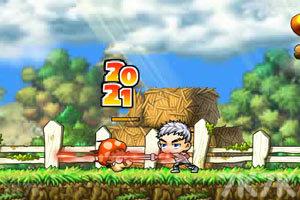 《冒险王神兵传奇》游戏画面3