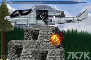 《猩猩大战外星人》游戏画面5