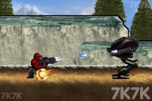 《猩猩大战外星人》游戏画面8