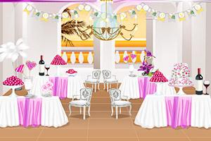 《布置婚宴场地》游戏画面1