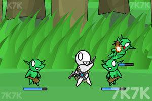 《DNF2.1无敌版》游戏画面1