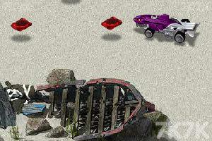 《鲨鱼火箭车》游戏画面7