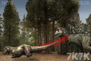 《恐龙格斗》游戏画面8