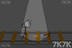 《炸毁银行》游戏画面3