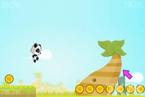 《熊猫吃金币》截图5