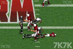 《橄榄球快速达阵3》游戏画面4
