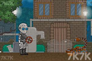 《蒸汽机器人历险记》游戏画面3