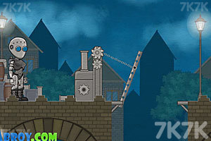 《蒸汽机器人历险记》游戏画面4
