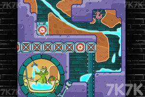 《鱷魚小頑皮愛洗澡中文版》截圖6