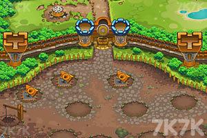 《城堡守卫风暴》游戏画面3