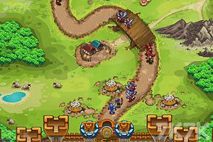 《城堡守卫风暴》游戏画面10