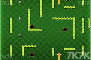 《双人贪食蛇大战》游戏画面8