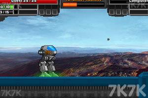 《机器人大对战》游戏画面5