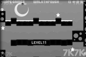 《小白球回家》游戏画面8