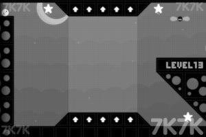 《小白球回家》游戏画面9