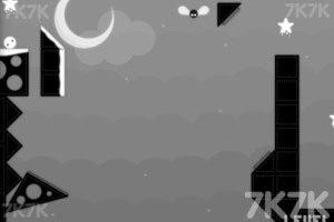 《小白球回家》游戏画面5